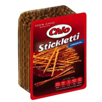 Sóspálcika CHIO Stickletti 100 gr sós