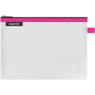Utazótasak LEITZ Wow vízálló M méret 24x17cm rózsaszín