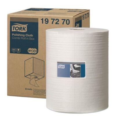 Polírozókendő TORK 197270 kombi tekercses 152m/450 lap 1 tek/dob