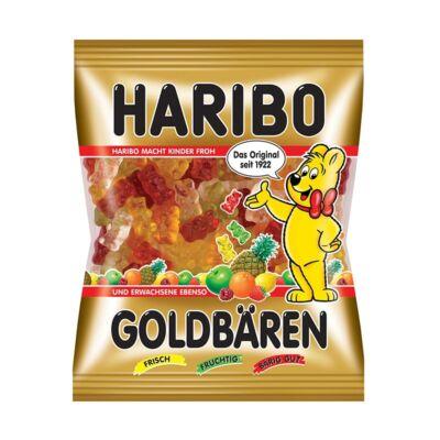 Gumicukor HARIBO Goldbären 100g