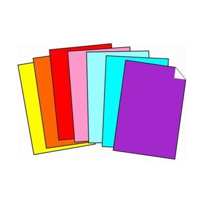 Dekorációs karton 50x70 cm 350 gr világoszöld 50 ív/csomag