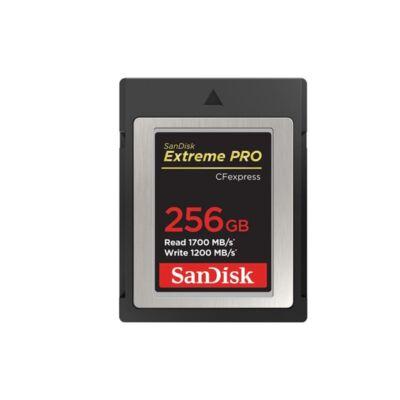 Memóriakártya SANDISK Extreme Pro CFExpress 256 GB