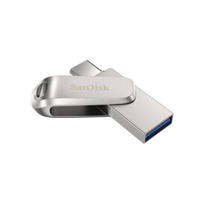 Pendrive SANDISK Ultra Dual Drive Luxe USB 3.1 + USB Type-C 128 GB