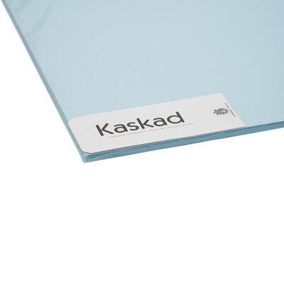 Dekorációs karton KASKAD 45x64 cm 2 oldalas 225 gr azúrkék72 125 ív/csomag