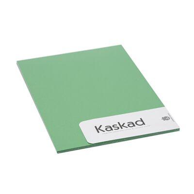 Névjegykártya karton KASKAD A/4 2 oldalas 225 gr smaragdzöld 68 20 ív/csomag