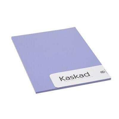 Névjegykártya karton KASKAD A/4 2 oldalas 225 gr lila 86 20 ív/csomag