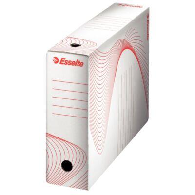 Archiváló doboz ESSELTE 80mm fehér