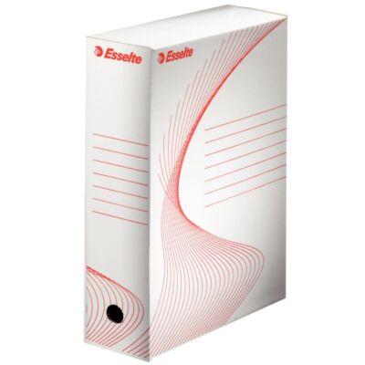 Archiváló doboz ESSELTE 100mm fehér