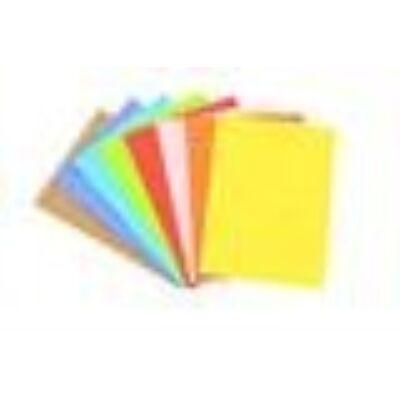Boríték színes KASKAD LC/6 enyvezett 114x162mm 53 világos sárga 50 db/csomag