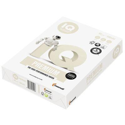 Fénymásolópapír IQ Premium A/4 90 gr 500 ív/csomag