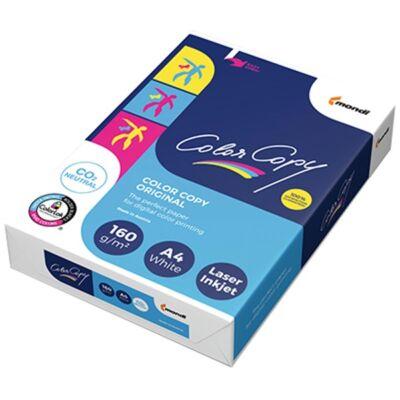Fénymásolópapír COLOR Copy A/4 160 gr 250 ív/csomag