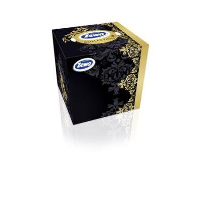 Papírzsebkendő ZEWA Deluxe 3 rétegű 60db-os dobozos Aroma Collection