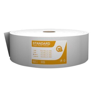 Toalettpapír FORTUNA Standard Jumbo maxi 26cm 280m 2 rétegű fehér 6/csom
