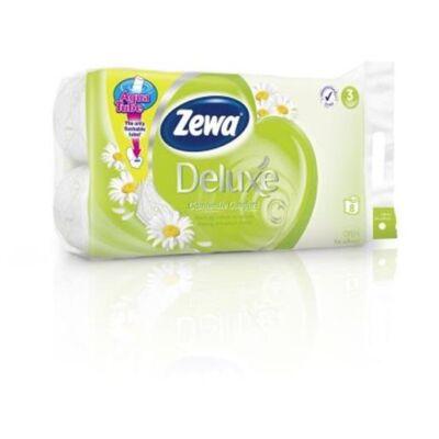 Toalettpapír ZEWA Deluxe 3 rétegű 8 tekercses Camomile